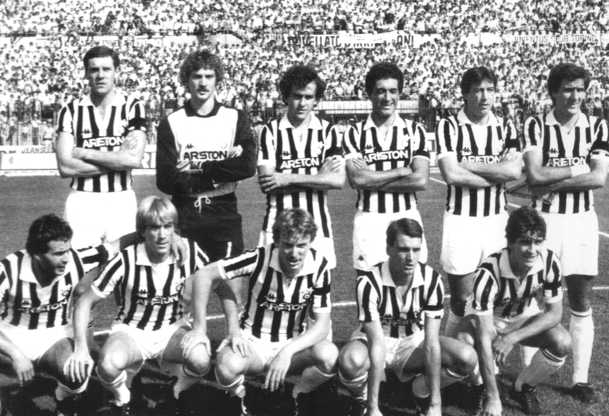 Juventus anno 1984