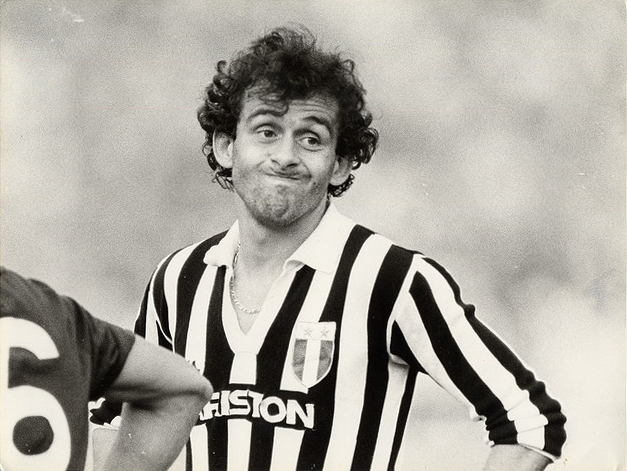 Platini anno 1984