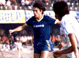 Antonio Di Gennaro anno 1985