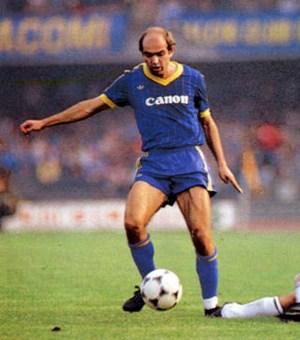 Pietro Fanna 1985