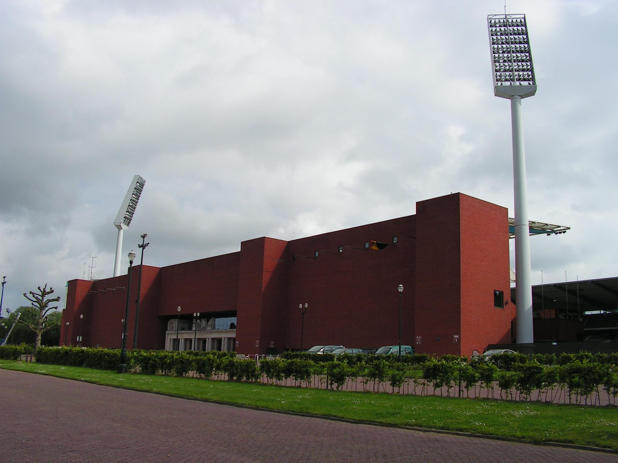 Stadio Heysel anno 1985