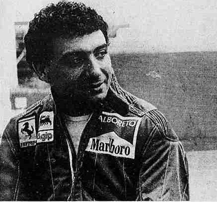 Michele Alboreto anno 1985