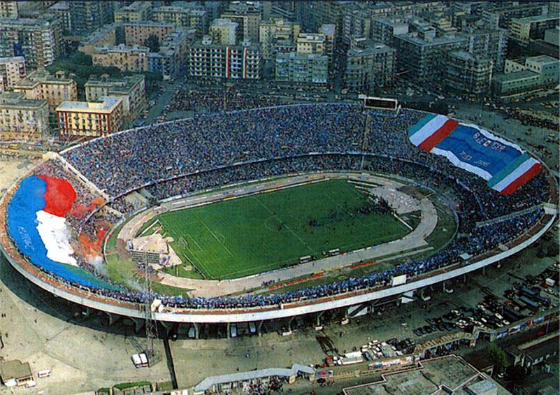 10 maggio anno 1987: Festa Scudetto