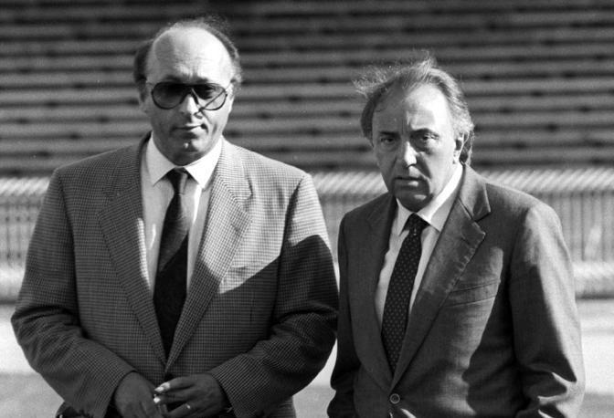 Corrado Ferlaino & Luciano Moggi