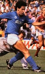 Antonio Careca anno 1989