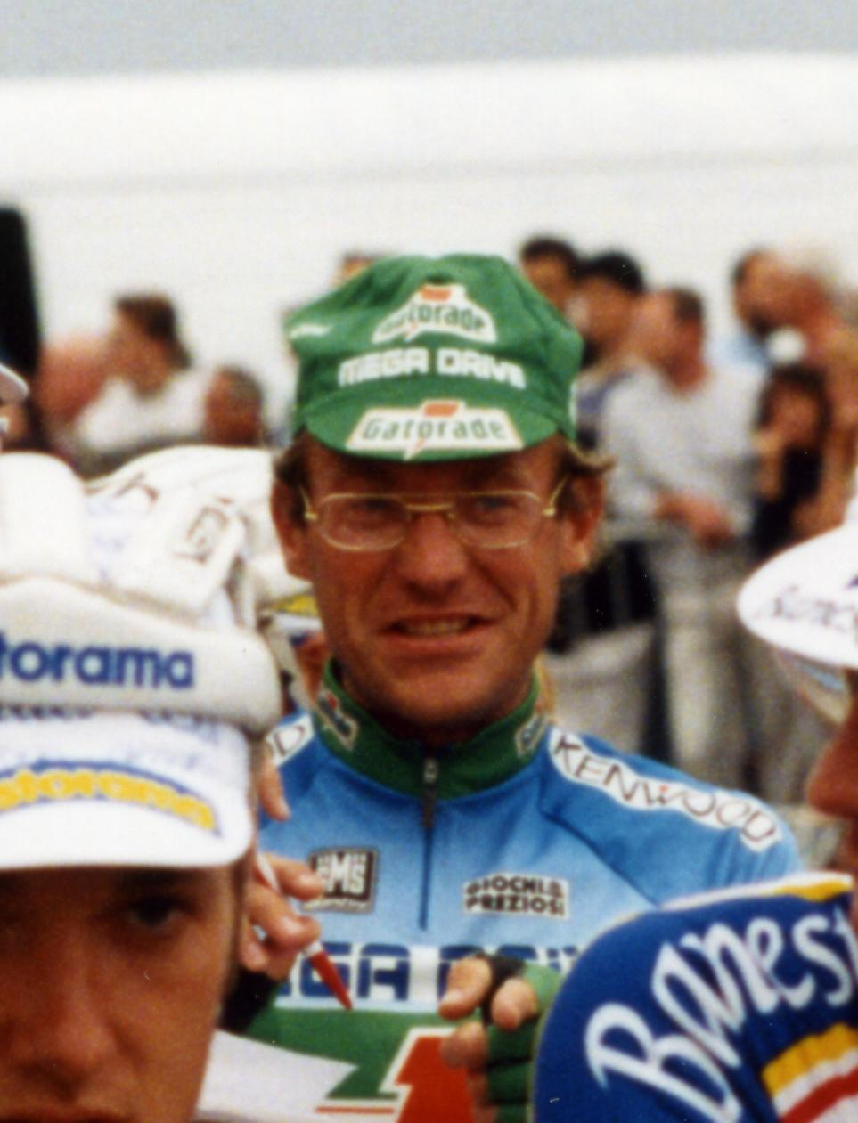 Laurent Fignon anno 1989