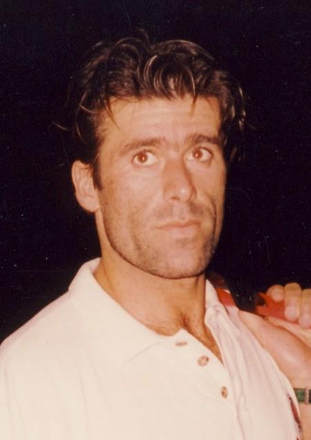 """Alberigo """"Bubu"""" Evani anno 1989"""